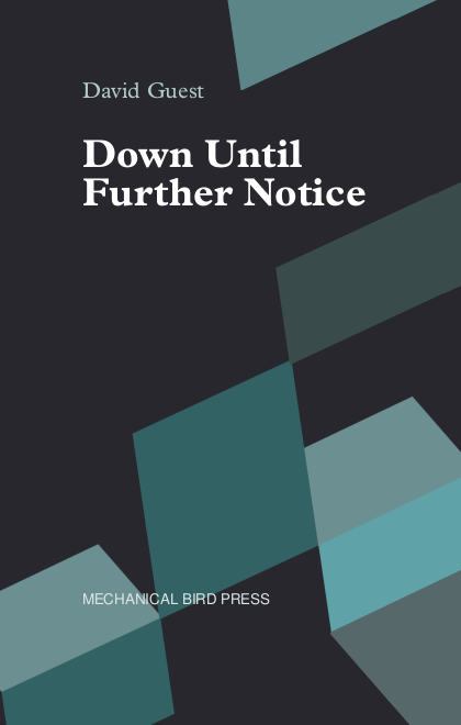 cover of Down Until Further Notice
